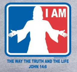 I am the way the truth and the life John 14:6